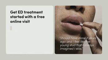Hims TV Spot, 'ED Treatments: Free Visit' - Thumbnail 2