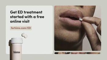 Hims TV Spot, 'ED Treatments: Free Visit' - Thumbnail 4