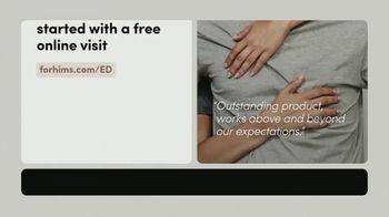 Hims TV Spot, 'ED Treatments: Free Visit' - Thumbnail 7