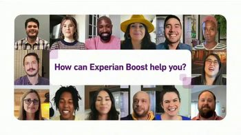 Experian Boost TV Spot, 'Credit for Paying Utilities and Streaming Services' - Thumbnail 1