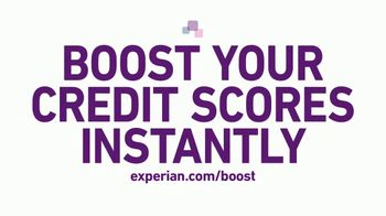 Experian Boost TV Spot, 'Credit for Paying Utilities and Streaming Services' - Thumbnail 10