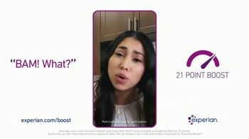 Experian Boost TV Spot, 'Credit for Paying Utilities and Streaming Services' - Thumbnail 3