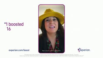 Experian Boost TV Spot, 'Credit for Paying Utilities and Streaming Services' - Thumbnail 4