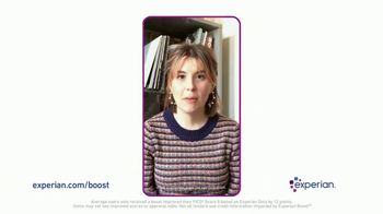 Experian Boost TV Spot, 'Credit for Paying Utilities and Streaming Services' - Thumbnail 5