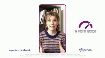 Experian Boost TV Spot, 'Credit for Paying Utilities and Streaming Services' - Thumbnail 6