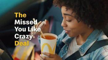 McDonald's TV Spot, 'Hi-C: The Missed You Like Crazy Deal'