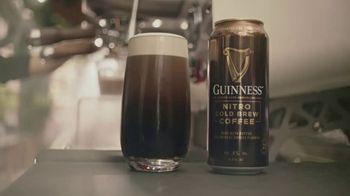 Guinness Nitro Cold Brew Coffee TV Spot, 'Say Hello' - Thumbnail 1