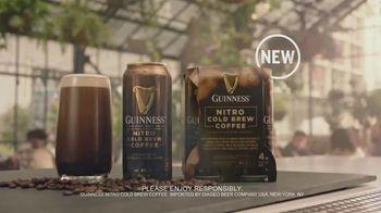 Guinness Nitro Cold Brew Coffee TV Spot, 'Say Hello' - Thumbnail 8