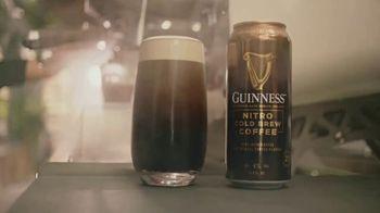 Guinness Nitro Cold Brew Coffee TV Spot, 'Say Hello' - Thumbnail 2