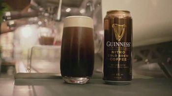Guinness Nitro Cold Brew Coffee TV Spot, 'Say Hello' - Thumbnail 3