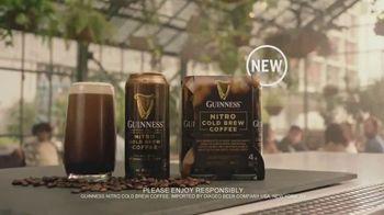 Guinness Nitro Cold Brew Coffee TV Spot, 'Say Hello' - Thumbnail 7