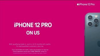 T-Mobile Magenta MAX TV Spot, 'iPhone 12 Pro On Us: Leader in 5G' - Thumbnail 3