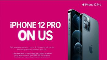 T-Mobile Magenta MAX TV Spot, 'iPhone 12 Pro On Us: Leader in 5G' - Thumbnail 4