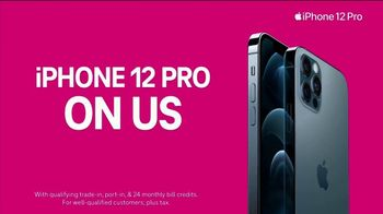T-Mobile Magenta MAX TV Spot, 'iPhone 12 Pro On Us: Leader in 5G' - Thumbnail 9