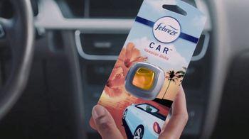 Febreze Car Vent Clip TV Spot, 'Open Road Freshness' - Thumbnail 4