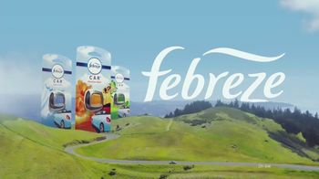 Febreze Car Vent Clip TV Spot, 'Open Road Freshness' - Thumbnail 9