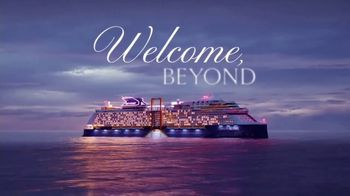 Celebrity Cruises TV Spot, 'Welcome, Beyond: Disconnect in Style' - Thumbnail 2