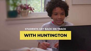 Huntington Learning Center TV Spot, 'Back on Track: $100 Off Academic Evaluation' - Thumbnail 1
