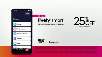 Lively Smart TV Spot, 'Play Time: 25% Off' - Thumbnail 9