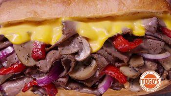 Togo's Cheese Steak Melt Sandwich TV Spot, 'Hidden Duct' - Thumbnail 6
