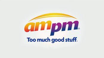 AmPm Coffee TV Spot, 'Night Owl: Free Frostiato' - Thumbnail 9