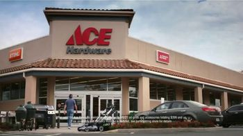 ACE Hardware TV Spot, 'Free Assembly & Delivery: Grills' - Thumbnail 1