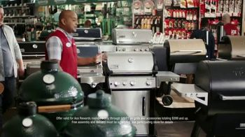ACE Hardware TV Spot, 'Free Assembly & Delivery: Grills' - Thumbnail 2