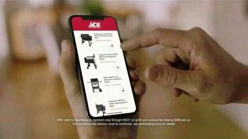 ACE Hardware TV Spot, 'Free Assembly & Delivery: Grills' - Thumbnail 3