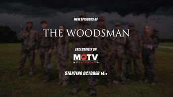 My Outdoor TV TV Spot, 'The Woodsman' - Thumbnail 6