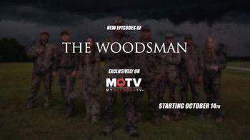 My Outdoor TV TV Spot, 'The Woodsman' - Thumbnail 5