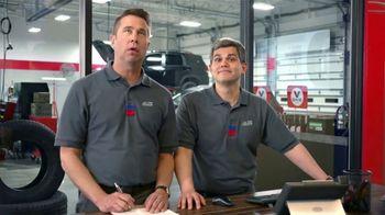 Tire Kingdom TV Spot, 'Two Advisors: Ugh Sound: $100 Prepaid Card' - Thumbnail 2