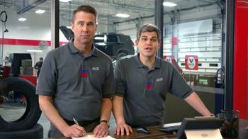 Tire Kingdom TV Spot, 'Two Advisors: Ugh Sound: $100 Prepaid Card' - Thumbnail 3