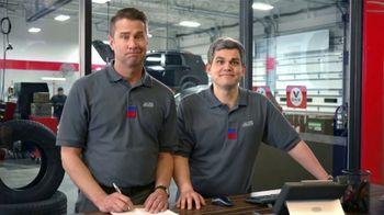 Tire Kingdom TV Spot, 'Two Advisors: Ugh Sound: $100 Prepaid Card' - Thumbnail 4
