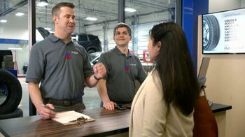 National Tire & Battery TV Spot, 'Two Advisors: No Surprise: $100 Prepaid Card'
