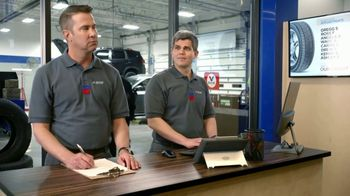 National Tire & Battery TV Spot, 'Two Advisors: No Surprise: $100 Prepaid Card' - Thumbnail 2