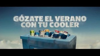 Bud Light TV Spot, 'Gózate el verano con tu cooler' [Spanish] - Thumbnail 7