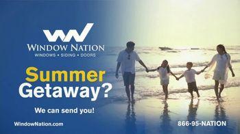 Window Nation TV Spot, 'Summer Getaway'