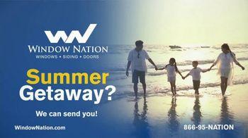 Window Nation TV Spot, 'Summer Getaway' - Thumbnail 2