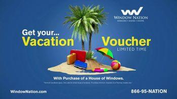 Window Nation TV Spot, 'Summer Getaway' - Thumbnail 8