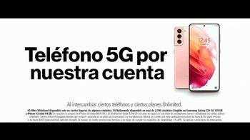Verizon TV Spot, '5G por nuestra cuenta' [Spanish] - Thumbnail 5