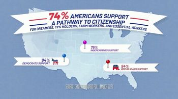 We Are Home TV Spot, 'America Is Home: Pathway to Citizenship'