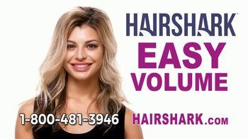 Hairshark TV Spot, 'Look at the Lift' - Thumbnail 6