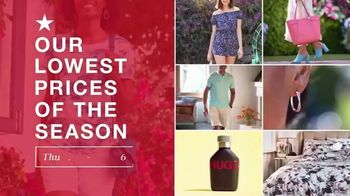 Macy's TV Spot, 'Lowest Prices of the Season: Summer Looks and Fine Jewelry' - Thumbnail 1