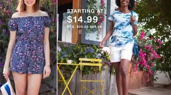 Macy's TV Spot, 'Lowest Prices of the Season: Summer Looks and Fine Jewelry' - Thumbnail 2