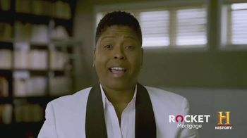Rocket Mortgage TV Spot, 'Built for Zero: A Home for Every Vet' Featuring Vernice Armour - Thumbnail 1
