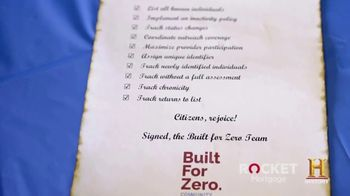Rocket Mortgage TV Spot, 'Built for Zero: A Home for Every Vet' Featuring Vernice Armour - Thumbnail 2