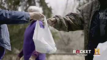 Rocket Mortgage TV Spot, 'Built for Zero: A Home for Every Vet' Featuring Vernice Armour - Thumbnail 6