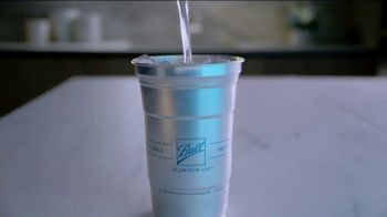 Ball Aluminum Cup TV Spot, 'Recycling Has Never Been So Refreshing: Disposables Section'