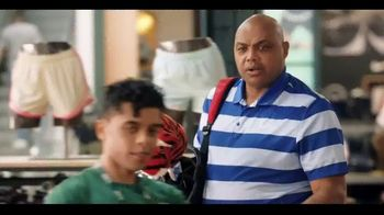 Dick's Sporting Goods TV Spot, 'Play Through' Featuring Charles Barkley - Thumbnail 2