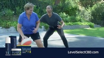 Level Select TV Spot, 'Basketball' Featuring Annie Meyers Drysdale